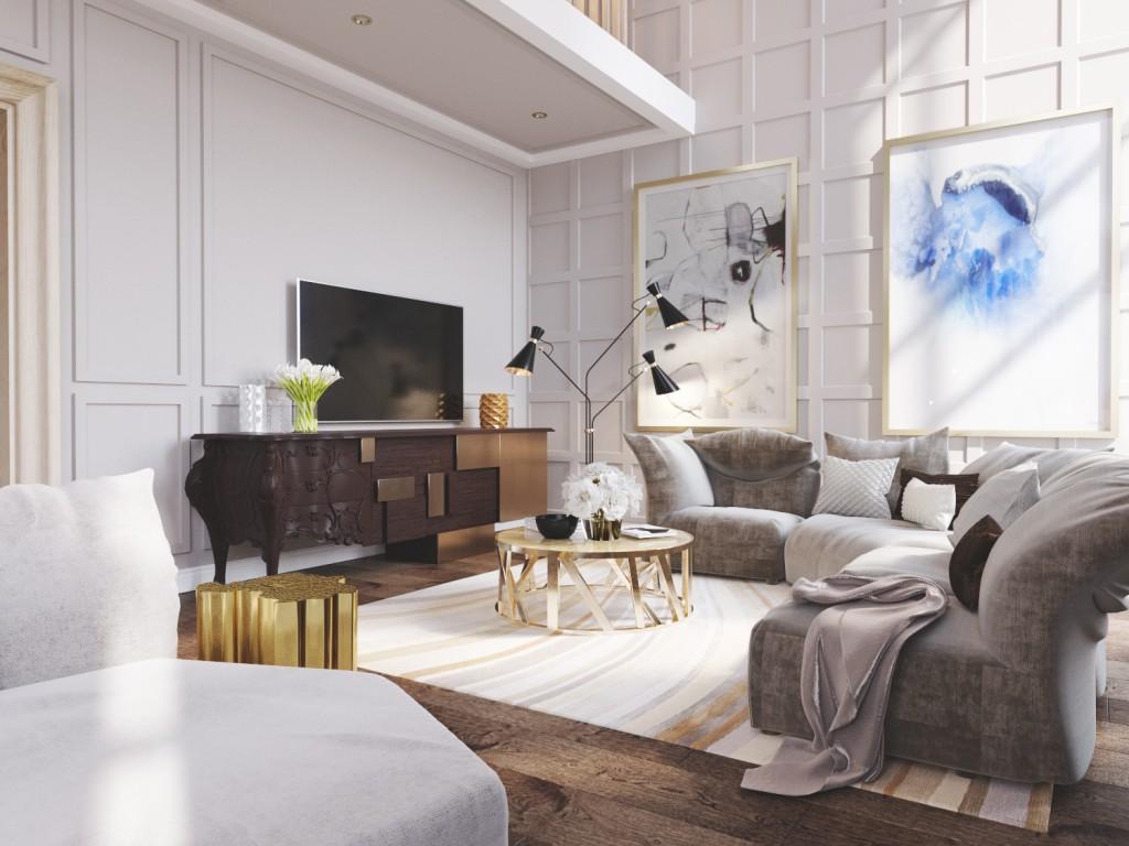 12 ТОП-дизайнеры: современная роскошь в проектах студии FULL HOUSE DESIGN 12