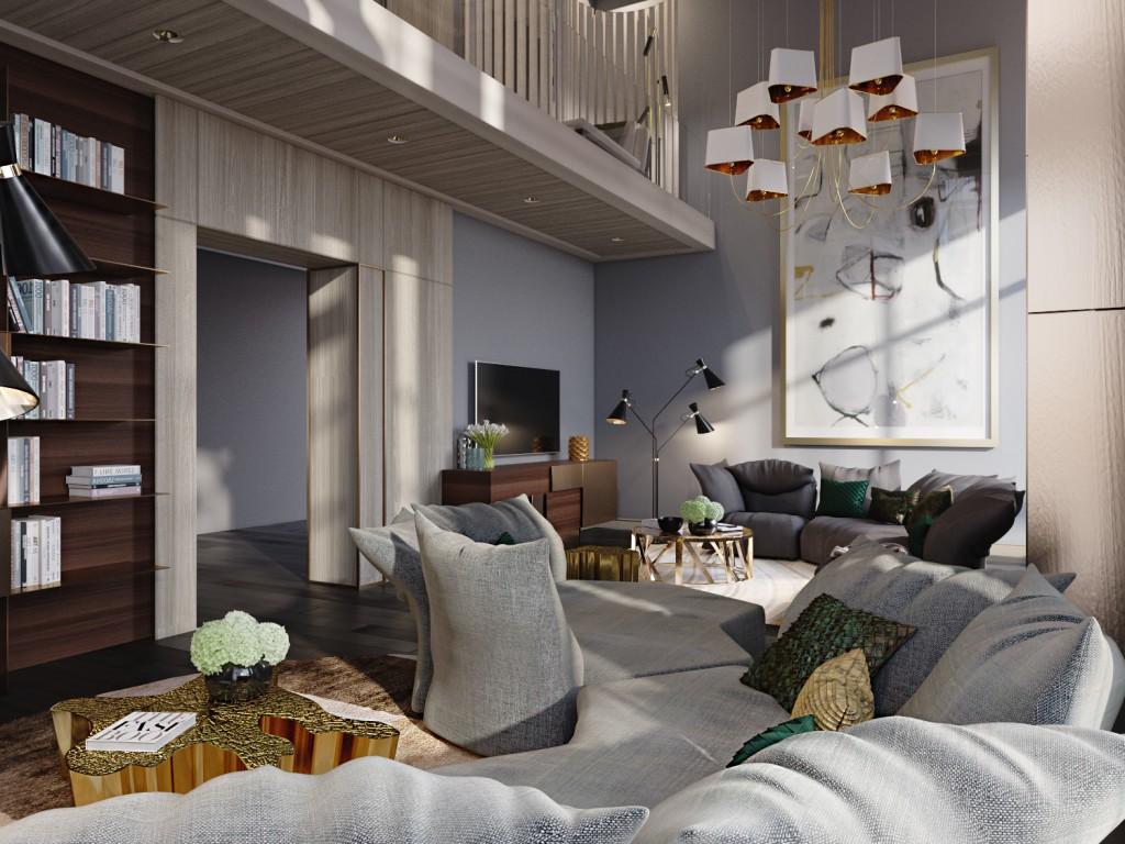 21  ТОП-дизайнеры: современная роскошь в проектах студии FULL HOUSE DESIGN 21