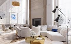 ТОП-дизайнеры: современная роскошь в проектах студии FULL HOUSE DESIGN 6 240x150