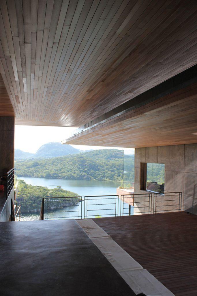 Проект Дом Гота архитекторов Sforza Seiler