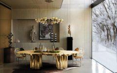 Идеи для столовой : подборка 20 столов 1 240x150