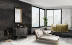 Лучший дизайн ванной комнаты – вдохновение и идеи 12 metropolitan washbasins ring mirror envy chaise long symphony bathtub maison valentina 1 HR 240x150