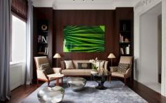 ТОП-дизайнеры: интерьер питерской квартиры от студии Marina Filippova Designs 14C9023 240x150