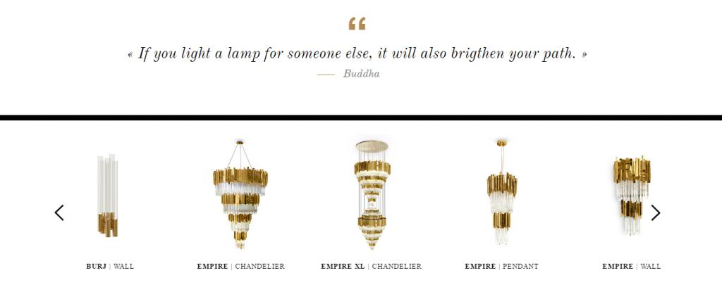 2  Современное освещение: идеи для интерьера 2