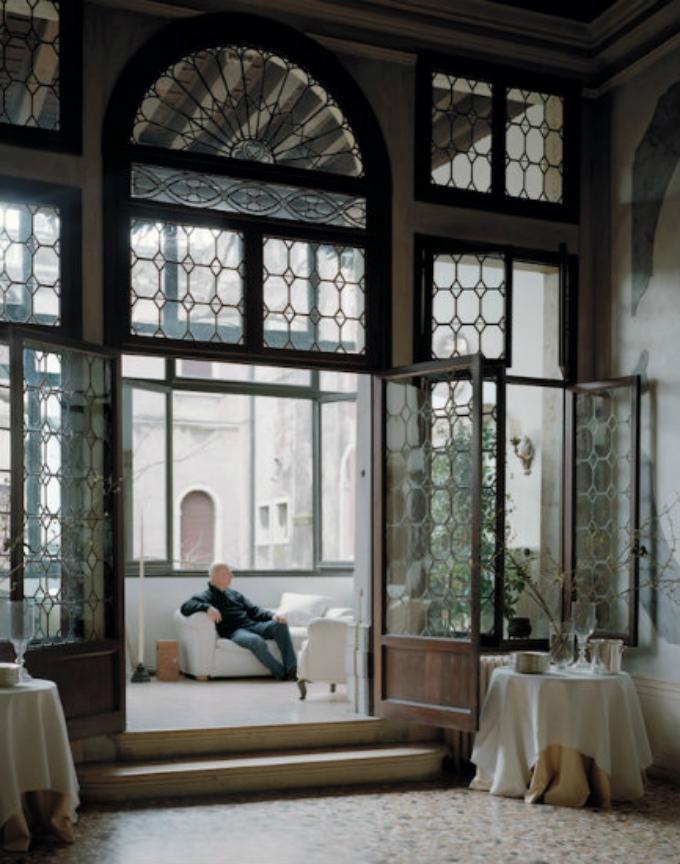 Axel-Vervoordt-Venice-Palace-design  ТОП-дизайнеры: 5 лучших проектов Алекса Вервордта Axel Vervoordt Venice Palace design