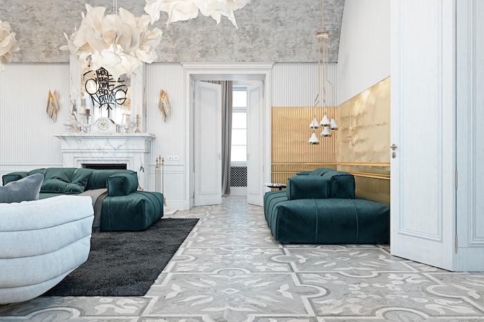 Boca do Lobo вдохновила молодых дизайнеров на создание интерьера %22частной резиденции%226