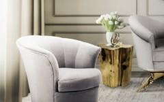 Подборка столиков для роскошного интерьера Side Table Design Ideas for Luxury Hotels 1 240x150
