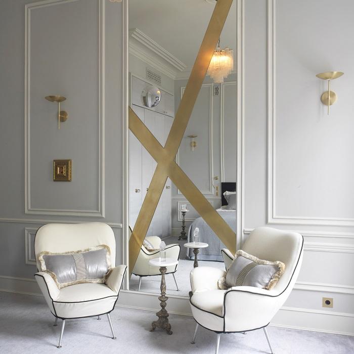 picture 016  ТОП-дизайнеры: интерьер питерской квартиры от студии Marina Filippova Designs picture 016