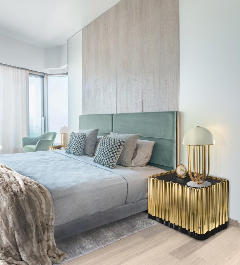 bedroom color schemes bedroom color schemes Bedroom Color Schemes for Springtime symphony nightstand