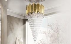 Современное освещение: идеи для интерьера trump chandelier 240x150