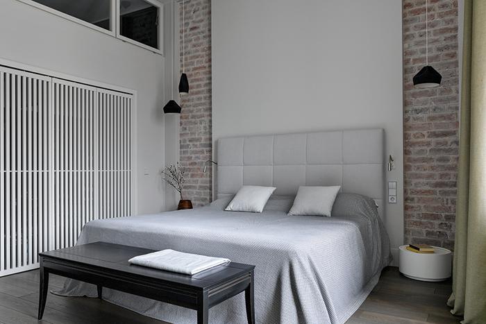 Двухэтажные апартаменты проект Мастерской  Двухэтажные апартаменты: проект «Мастерской 17»                                                                                 17 05