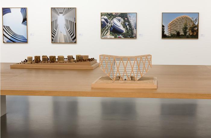 Открытие выставки «Проект SPEECH»