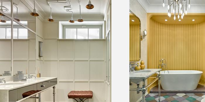Проект апартаментов в Москве - Олега Клодта и Анны Агаповой