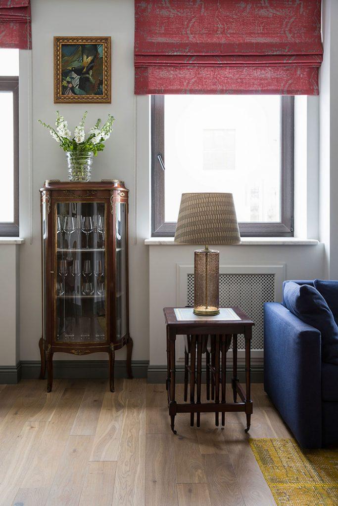 Современные апартаменты из старой коммуналки  Современные апартаменты из старой коммуналки                                                                                      05