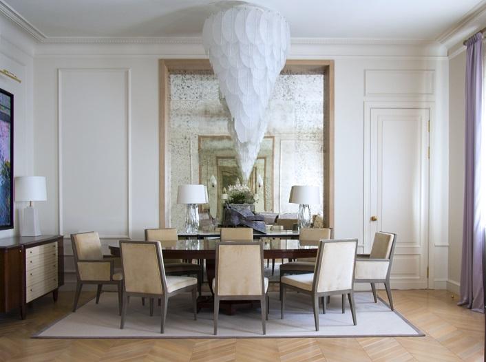 гостиная Печ - 6  ТОП-дизайнеры: интерьер квартиры от Марины Филипповой                         6