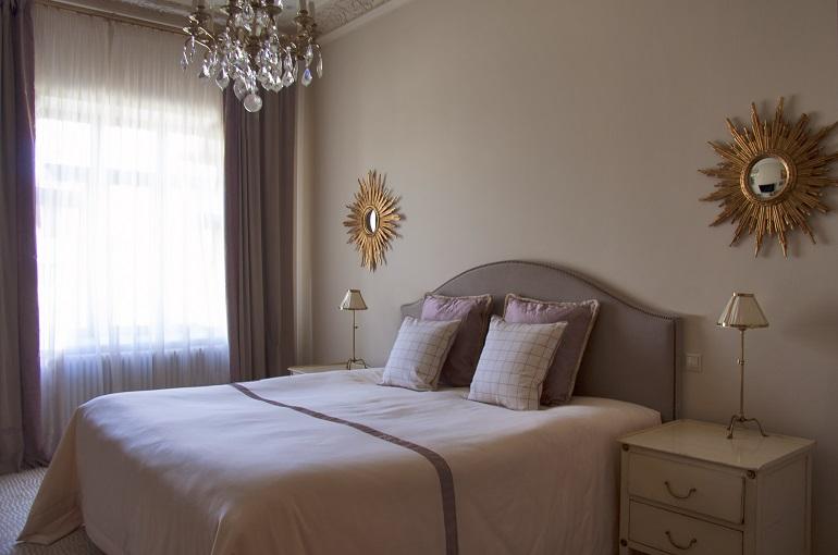 спальня-3  ТОП-дизайнеры: интерьер квартиры от Марины Филипповой                3