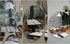 ТОП-интерьеры: дизайн ресторана BERTHELOT (Бухарест) 5 1 240x150