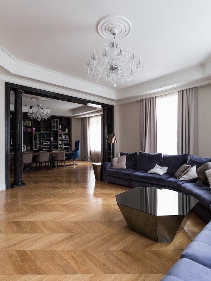 YQH1NfYPNF8ZyGWvJTuI1w-wide  Большая квартира со светской гостиной в Толстовском доме проект Фёдора Лидваля YQH1NfYPNF8ZyGWvJTuI1w wide