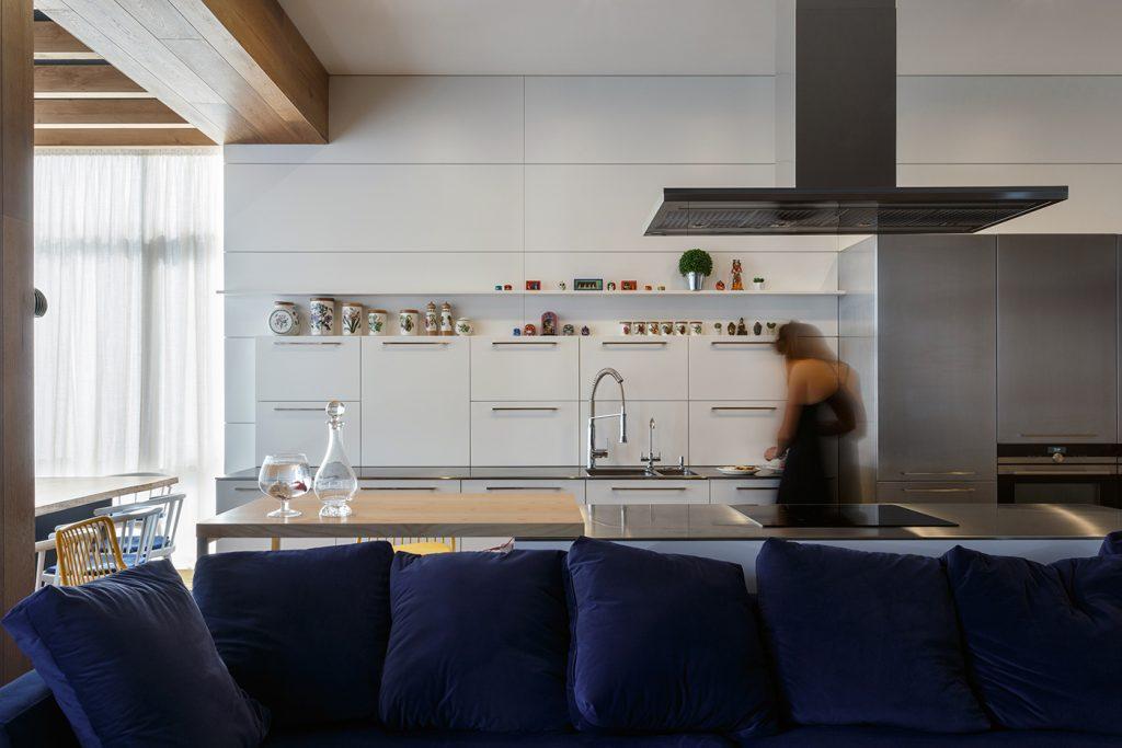 Апартаменты для творческой семьи - проект SVOYA STUDIO 5