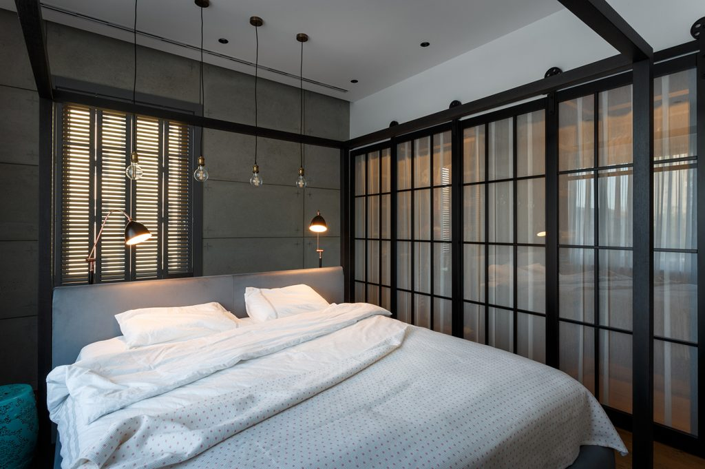 Апартаменты для творческой семьи - проект SVOYA STUDIO 8
