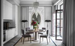 Интерьер в парижском стиле в Москве – квартира площадью 70 квадратных метров 1 2 240x150
