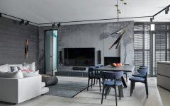 Современный интерьер: квартира на берегу Балтийского моря 3 240x150