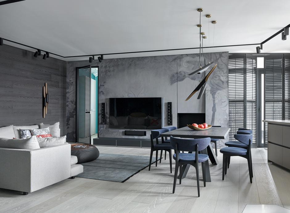 3  Современный интерьер: квартира на берегу Балтийского моря 3