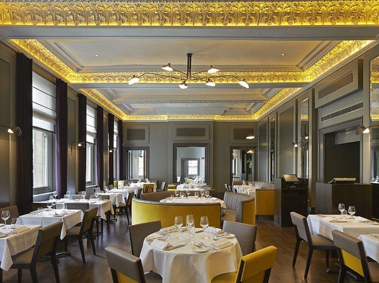 ВДОХНОВЛЯЮЩИЙ ДИЗАЙН ИНТЕРЬЕРА РЕСТОРАНА CHRISTOPHER'S, ЛОНДОН дизайн интерьера ресторана Вдохновляющий дизайн интерьера ресторана CHRISTOPHER'S, Лондон 5 5