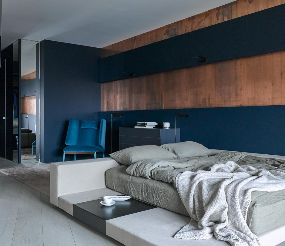 6  Современный интерьер: квартира на берегу Балтийского моря 6