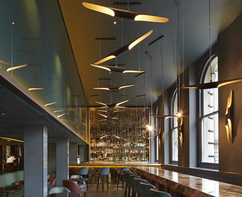 Вдохновляющий дизайн интерьера ресторана CHRISTOPHER'S, Лондон дизайн интерьера ресторана Вдохновляющий дизайн интерьера ресторана CHRISTOPHER'S, Лондон 7 1