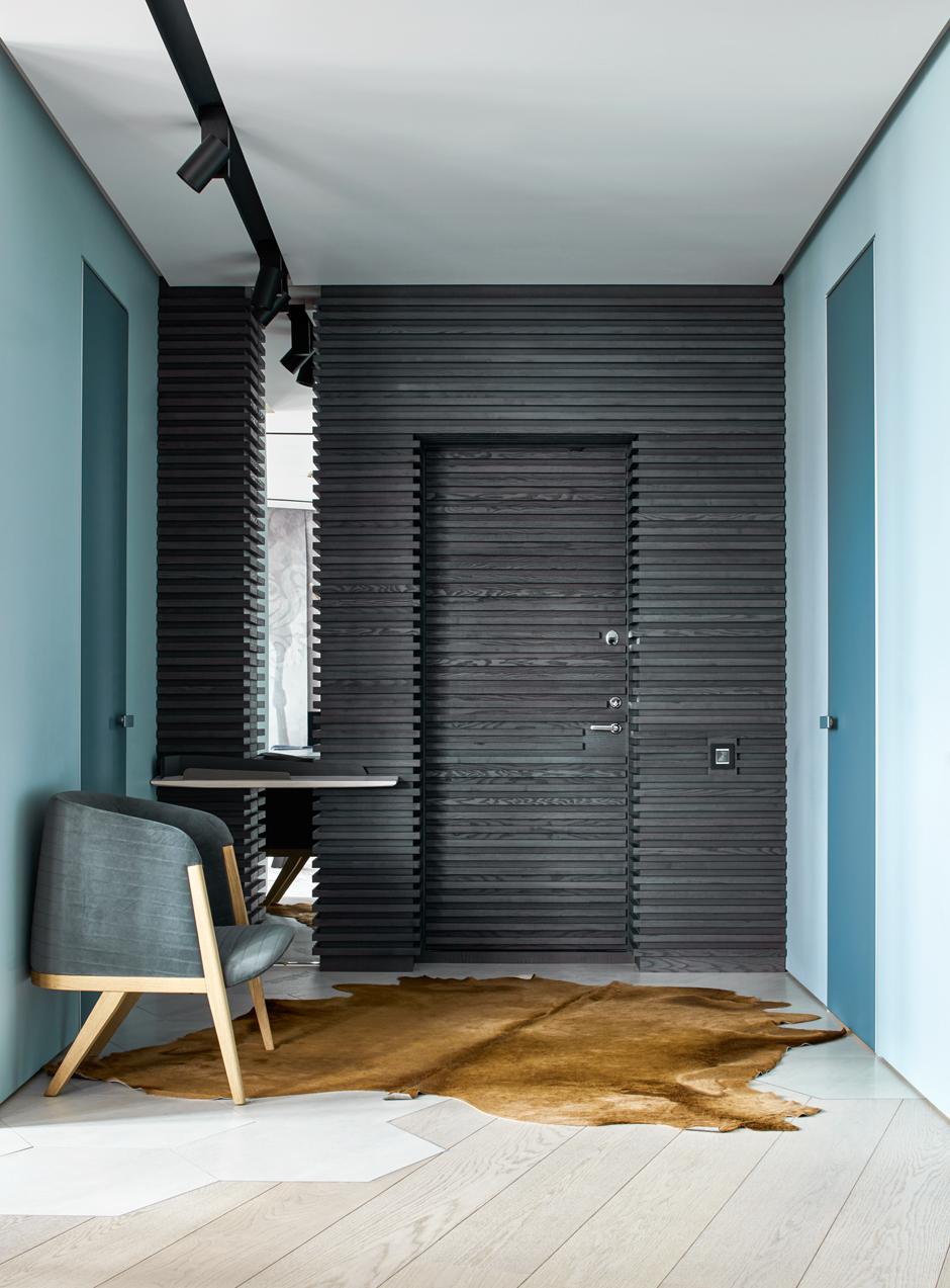 7  Современный интерьер: квартира на берегу Балтийского моря 7