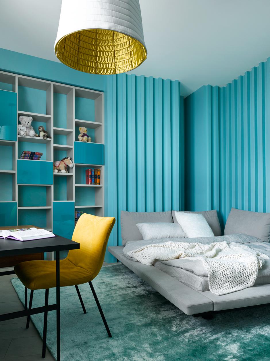 8  Современный интерьер: квартира на берегу Балтийского моря 8