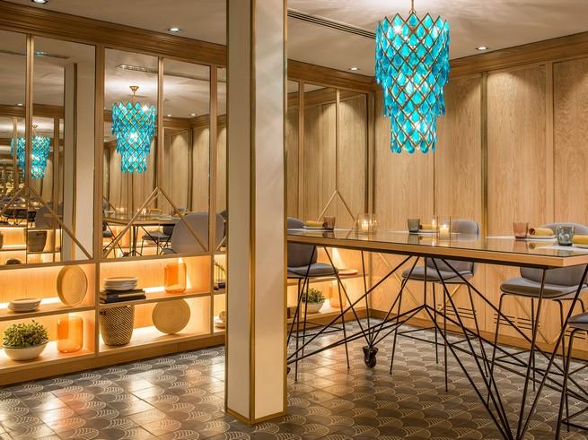Дизайн интерьера бутик-отеля VINCCI CENTRUM в Мадриде дизайн-отеля Интерьер дизайн-отеля VINCCI CENTRUM в Мадриде Discovering Contemporary Boutique Hotel Vincci Centrum in Madrid 6