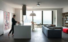 Стильные апартаменты на берегу Днепра от Рины Ловко Parus Project Rina Lovko Studio 20 240x150