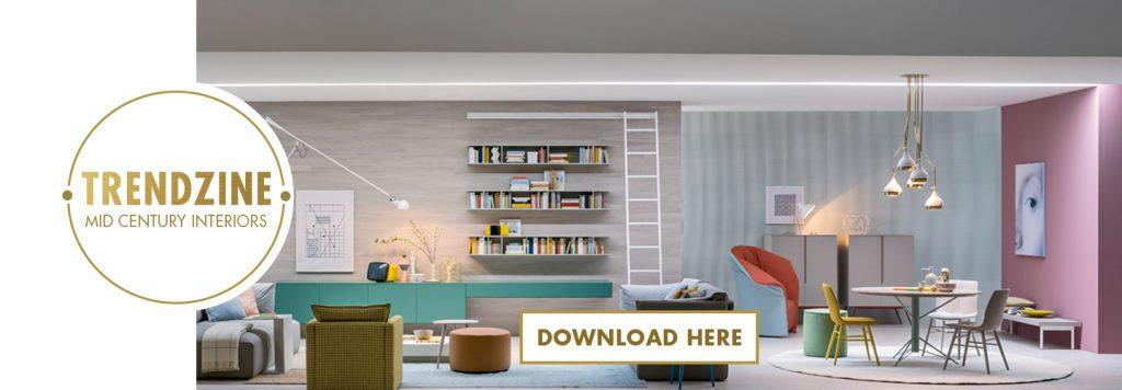 ezine-midcentury-interiors ретро дизайн TRENDZINE - новый журнал о ретро дизайне ezine midcentury interiors