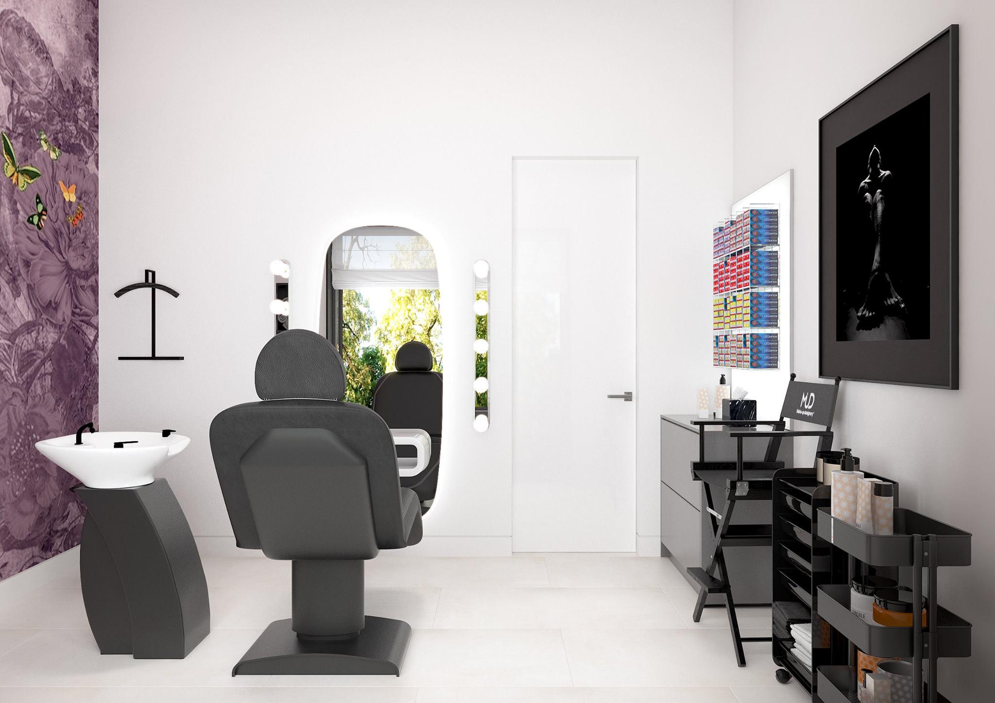 интерьерный дизайн  Салон красоты в Астане - проект Натальи Большаковой 12973366 894397250679882 2500797908975902516 o