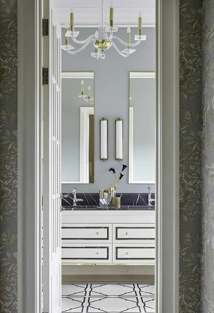 ванные комнаты американский стиль Классический американский стиль дома в Москве - Владислава Гравчикова  0xc0a83925 14904802961458908114