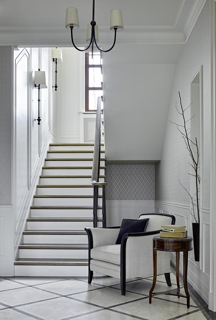 классический интерьер американский стиль Классический американский стиль дома в Москве - Владислава Гравчикова  0xc0a83925 19541649231458908114