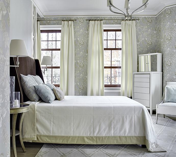 спальня американский стиль Классический американский стиль дома в Москве - Владислава Гравчикова  0xc0a83925 18772483881458908114