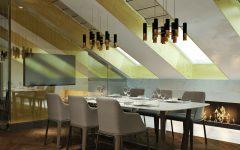 ар-деко Дизайн интерьера в стиле ар-деко на мансардном этаже – проект студии 3.13 Dvorynskaya 7 240x150