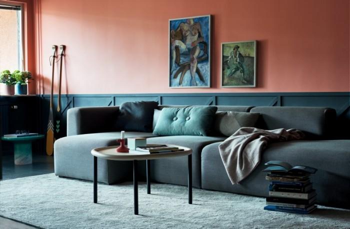 дом и интерьер скандинавского стиля Все оттенки скандинавского стиля Hemma hos Daniel Heckscher 4 700x458
