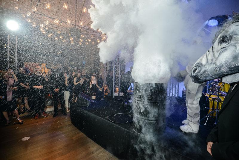 Открытие салона интерьера KRASSKY в Москве