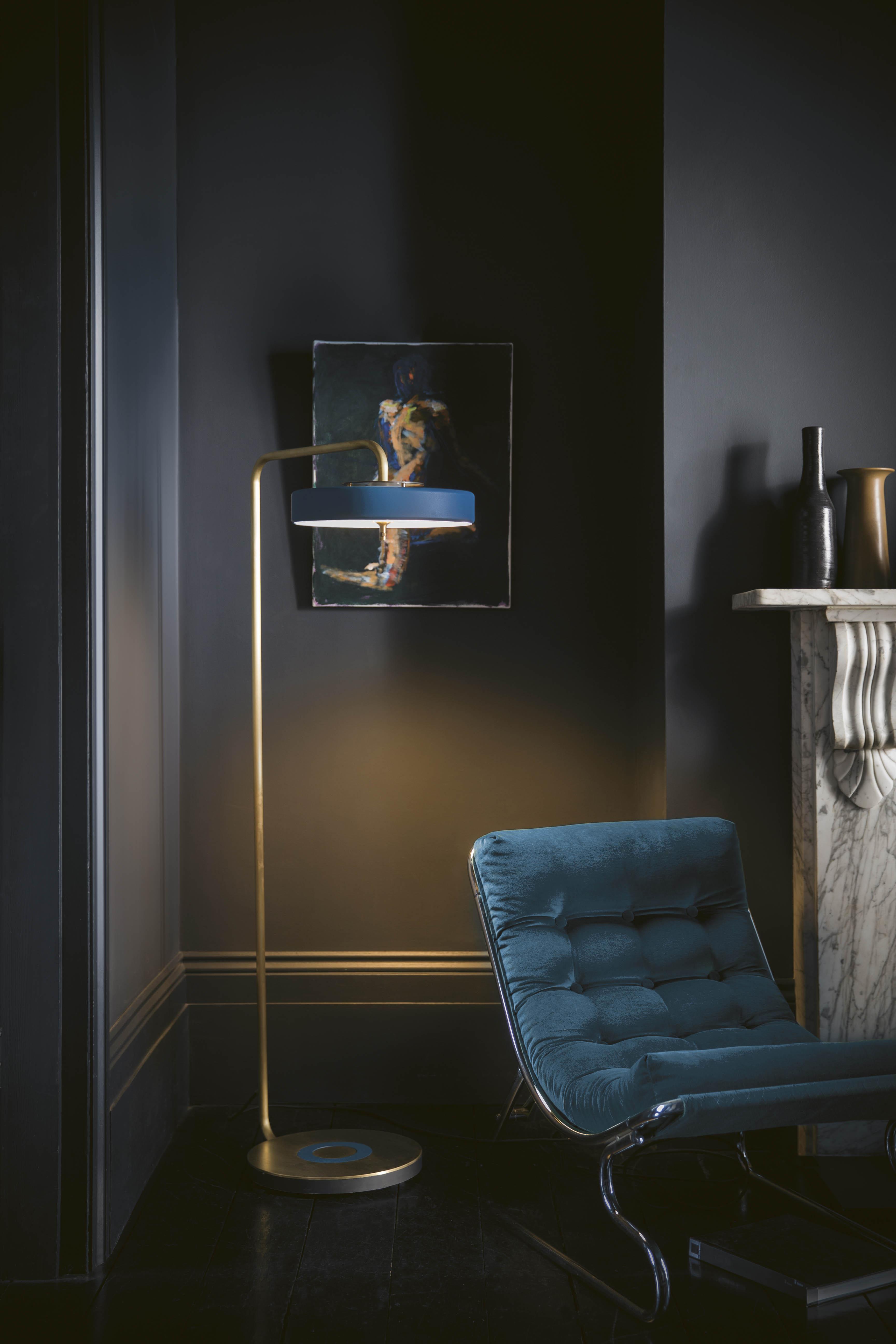 Берт Франк современных напольных светильников 10 ярких современных напольных светильников для вашего дома Revolve Floor Lamp Web
