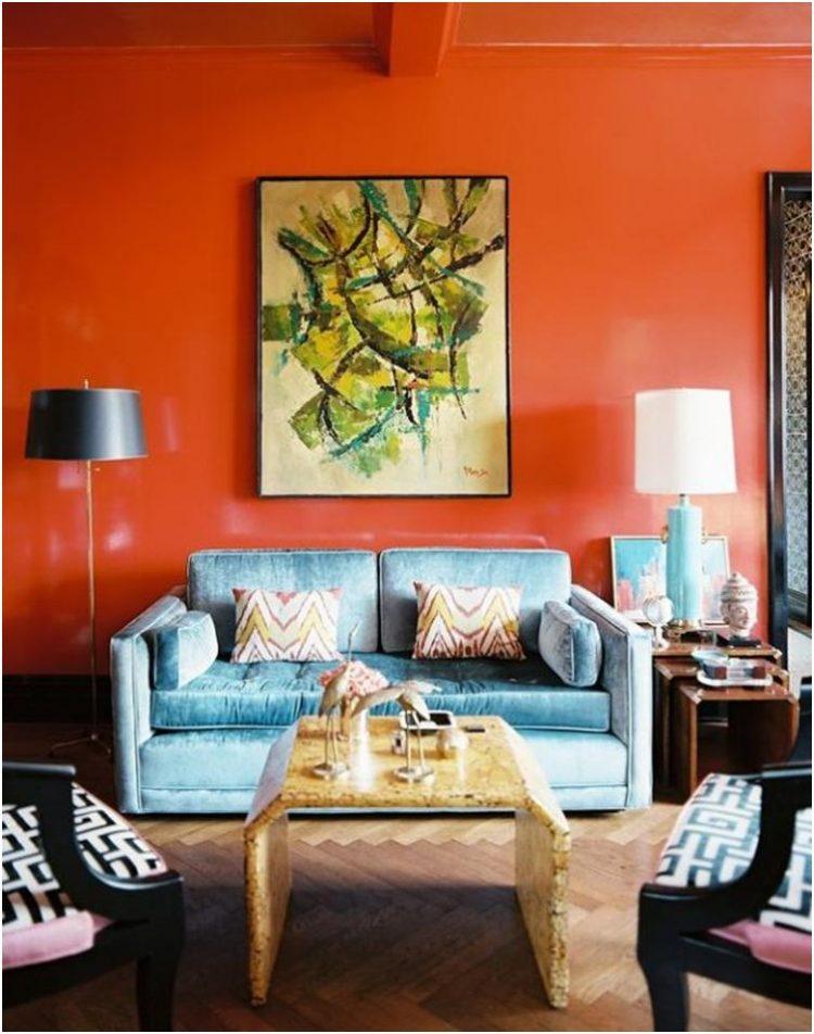 цветовые сочетания для всех комнат 3 цветовых решений 7 простых цветовых решений для каждой комнаты                                                  3 e1473246711957