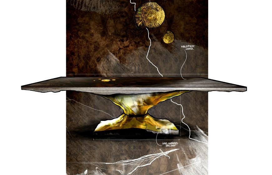 обеденный стол обеденный стол Новый обеденный стол от Boca do Lobo - истинный смысл красоты 5 Outstanding Dining Room Tables with Boca do Lobo Signaturefeat