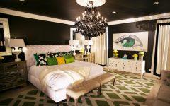 идеи для спальной комнаты Смелые идеи для спальной комнаты HCLRS1011 Black Bedroom 2 s4x3