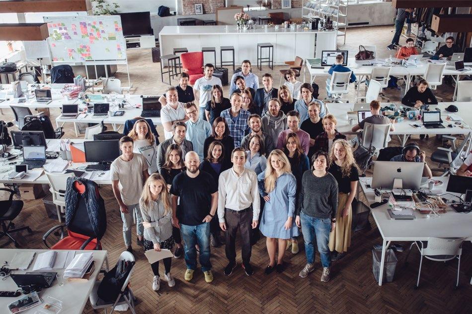 Интерьерный стартап - проект Сделано.ru