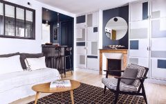 обустроить маленькую квартир Как обустроить маленькую квартиру – советы от парижского дизайнера adelaparvu