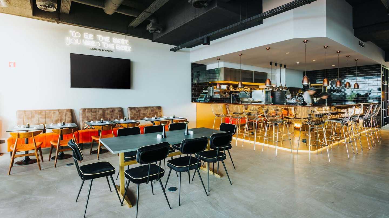 отель от Криштиану Роналду  Новый отель от Криштиану Роналду на Мадейре (португальский дизайн) pestana cr7 funchal restaurante cozinha 636047158703176246