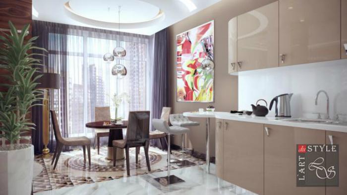 футуристический дизайн  Современный футуристический дизайн от студии Lart-Du-Style в Москве 1de37e59eecf0cd4c80b9bf42e52038e
